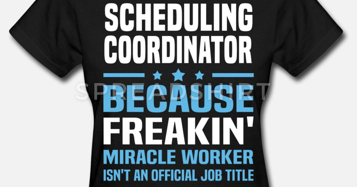 Image result for scheduling coordinator Mens tops, T