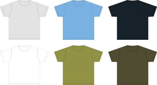 Blank Tshirt Template Png For Design  Image Editor And Wallpaper