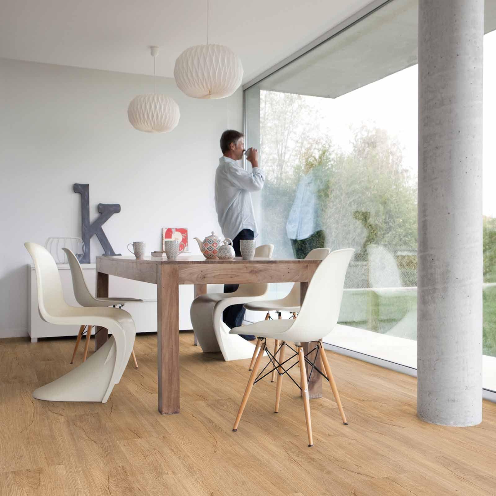 "Gerflor Creation Design 16 ""16 Swiss Oak Golden""  Klebevinyl"
