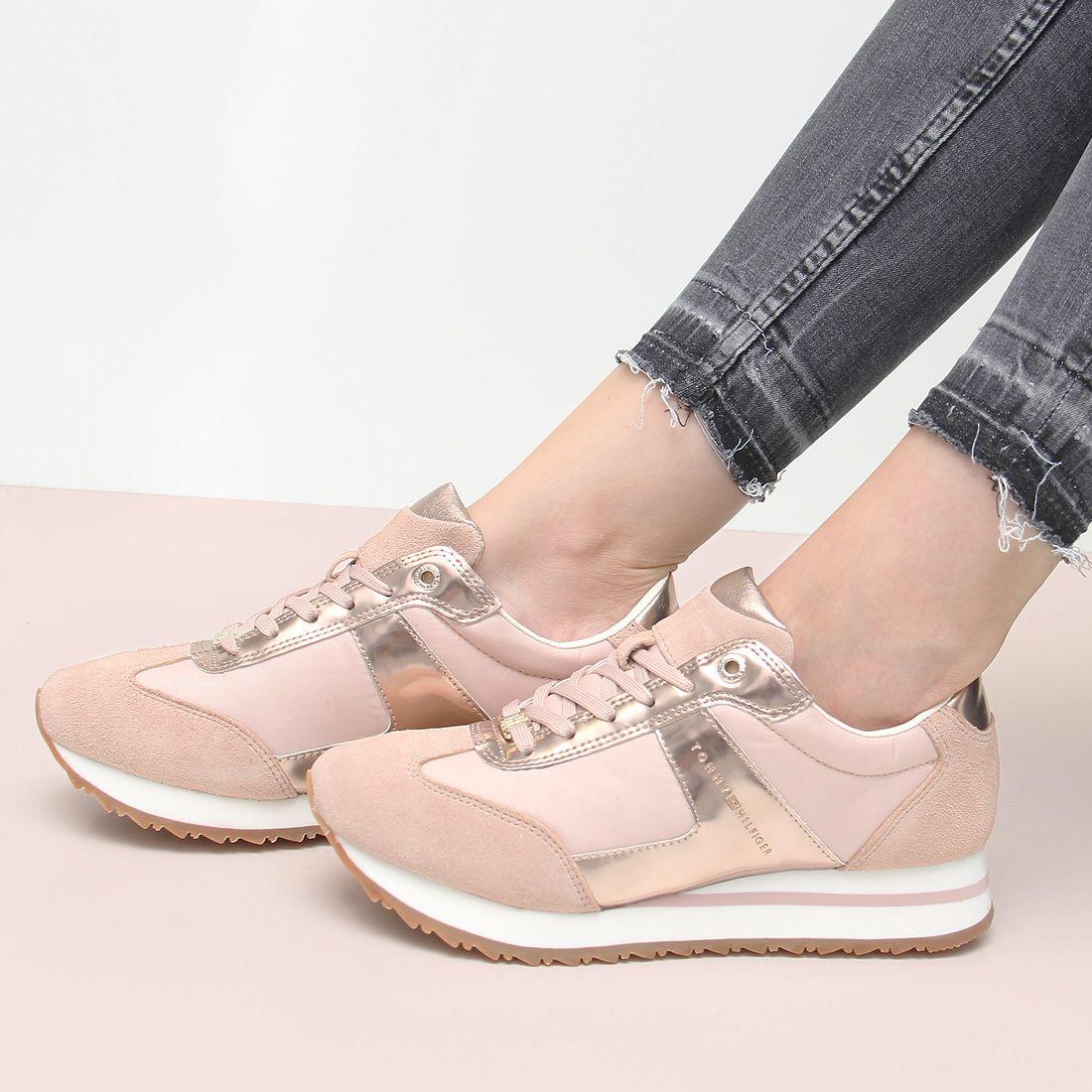 explosión monitor pecador  TOMMY HILFIGER ANGEL 2C1 MARRON CLARO Zacaris zapatos online. | Zapatos  deportivos de moda, Zapatos mujer, Zapatos