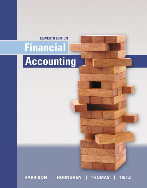 Financial Accounting (11th Edition) 11th Edition Solutions Manual - sample financial statement