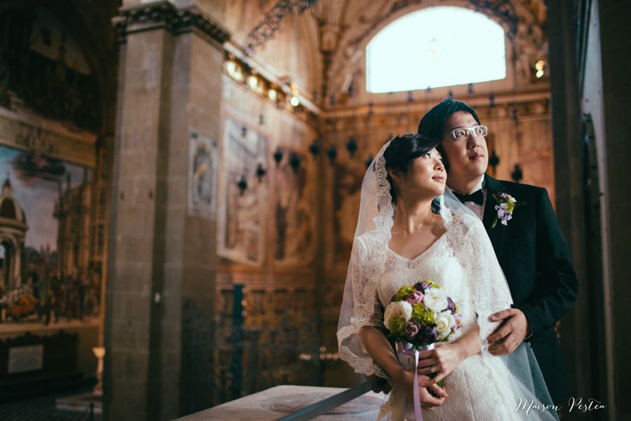Pre wedding Florence wedding photographer Italy