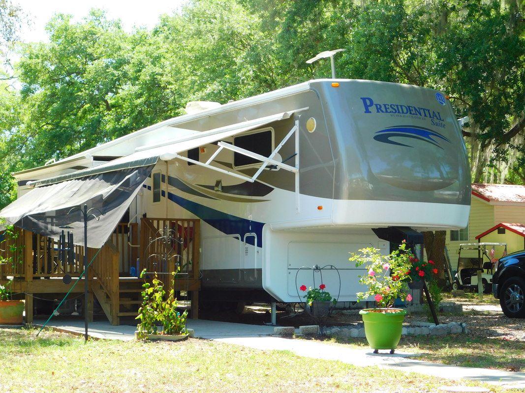 Palm View Gardens Rv Resort Zephyrhills Fl