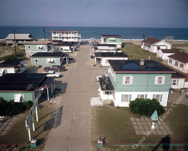 Outer Banks North Carolina Sand Dollar Motel