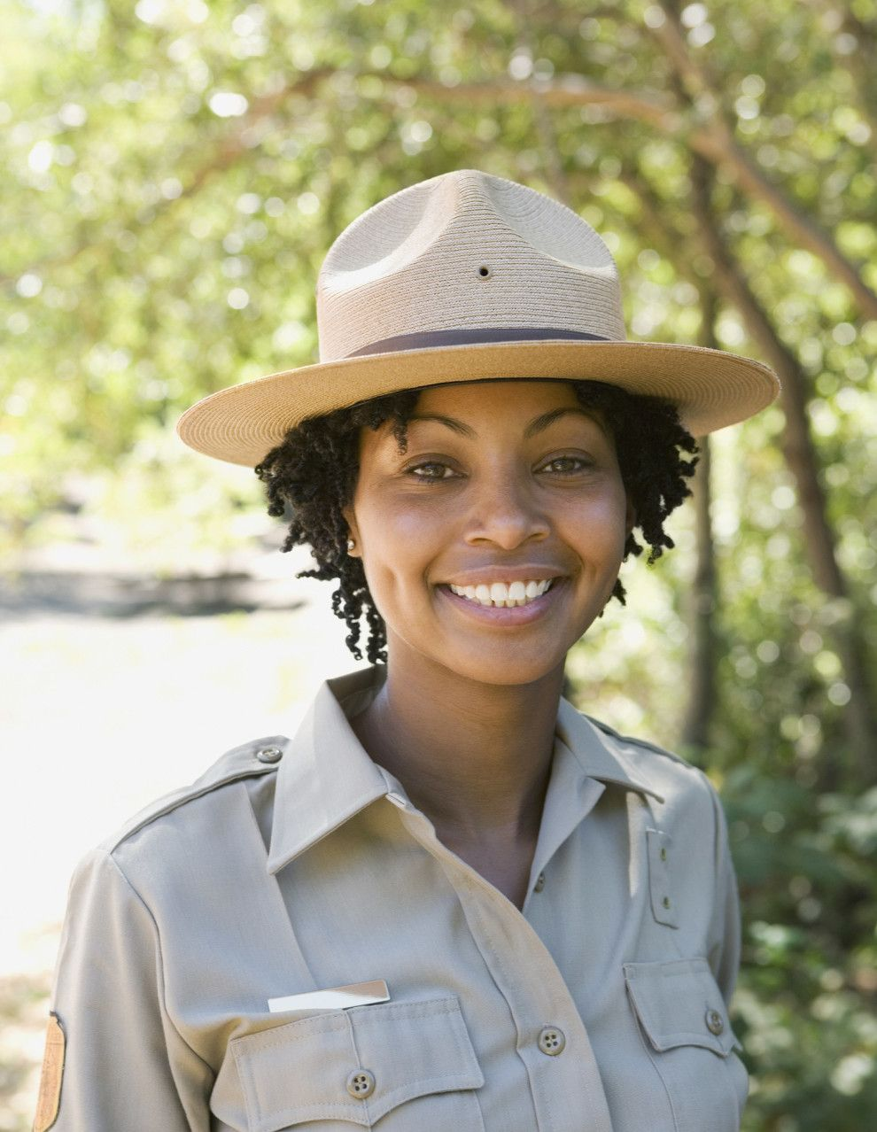 11 Grown Up Jobs That Would Make Your Childhood Self Proud Park Ranger Female African American
