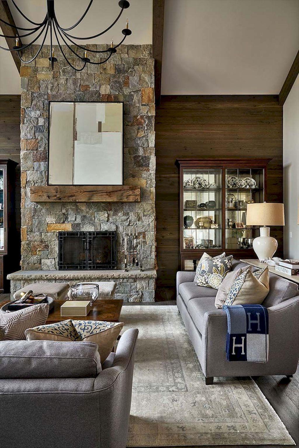 80 Contemporary Living Room Decoration Ideas Home To Z Modern Rustic Living Room Modern Rustic Furniture Rustic Contemporary Contemporary rustic living room