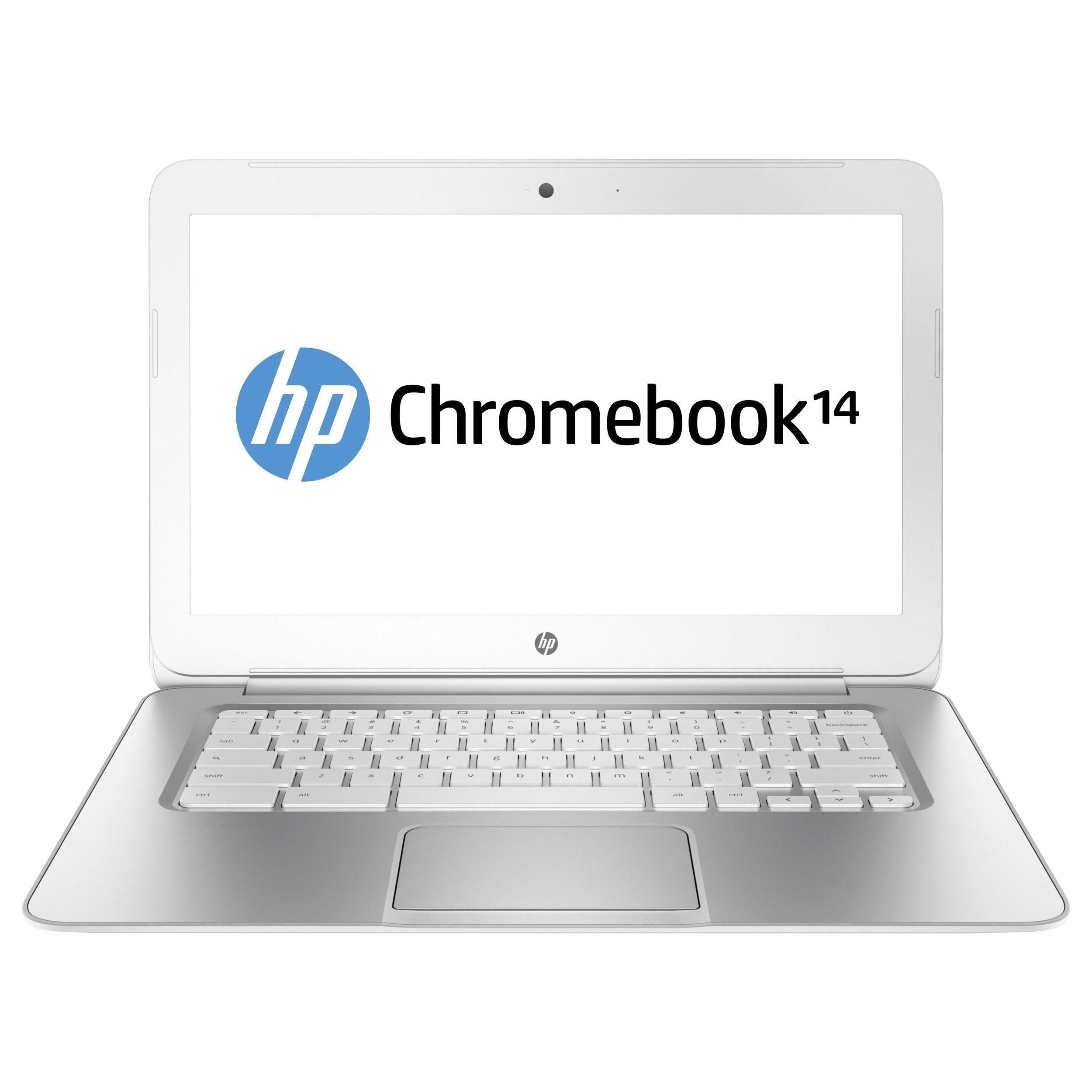 "HP Chromebook 14 14"" Chromebook 1366 x 768 Celeron"