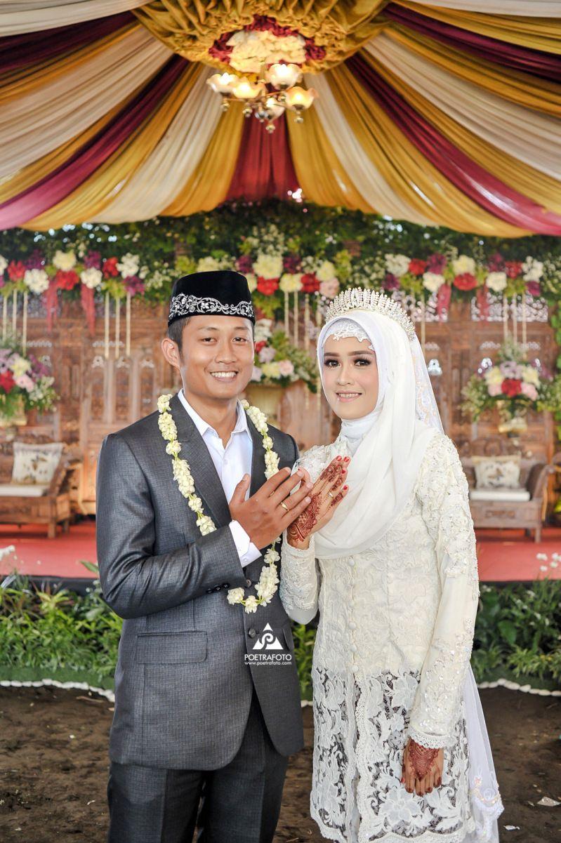 Pin on Baju Gaun Kebaya Pengantin Pernikahan Muslim Jogja