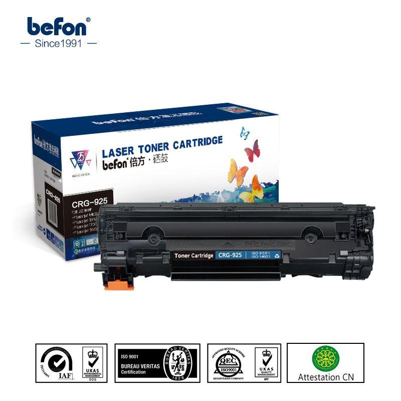 Compatible Canon Toner Black Toner Cartridge Crg925 Crg125 Crg325 Crg725 125 325 725 925 For Canon Lbp6000 L Toner Cartridge Laser Toner Cartridge Laser Toner
