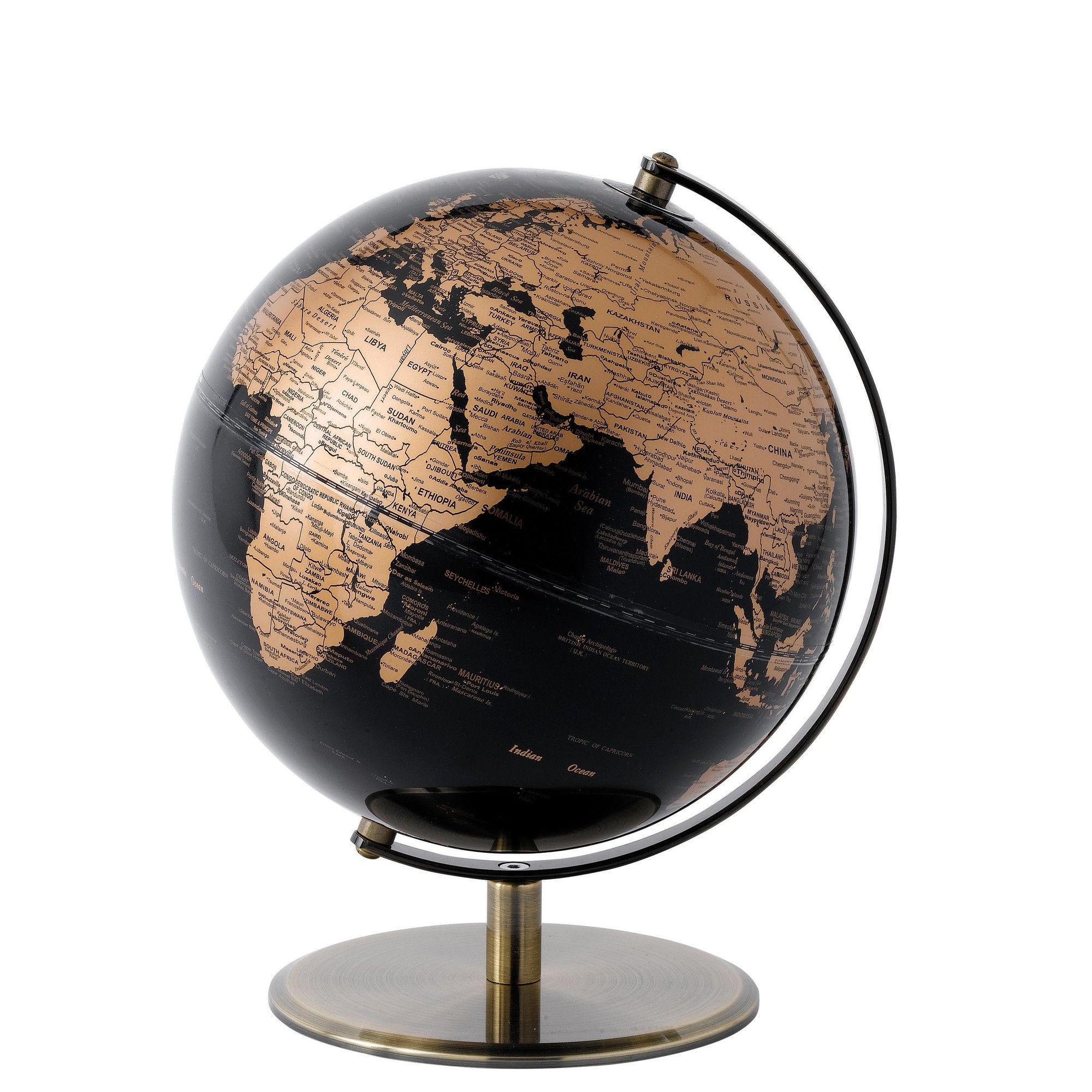 Enesco Black And Copper Globe Reviews Wayfair Co Uk