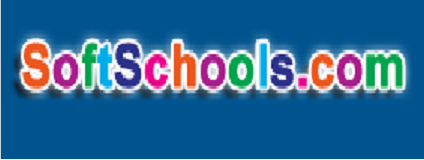 In English Softschools Com Provides Free Math Worksheets Free Math Games Grammar Quizzes And Fre Math Worksheets Phonics Worksheets Free Phonics Worksheets