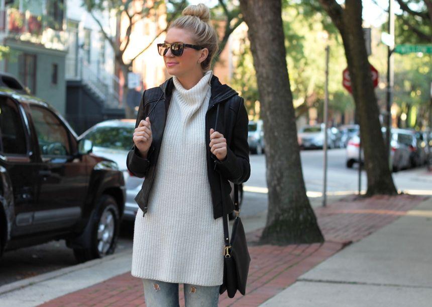 Cozy Layers | aritzia sweater