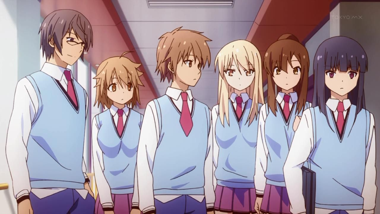 Image result for sakurasou no pet na kanojo