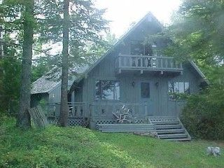 Downeast Oceanfront Cabin Near Acadia National Parkvacation Rental