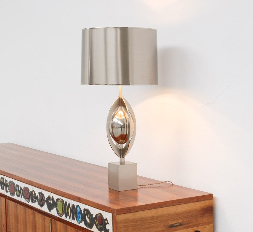 Exclusive table lamp ogive signed maison charles vintage exclusive table lamp ogive signed maison charles mozeypictures Image collections