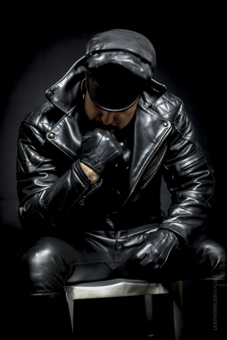 Leathermusk Leather Men Leather Leather Jacket [ 1125 x 750 Pixel ]