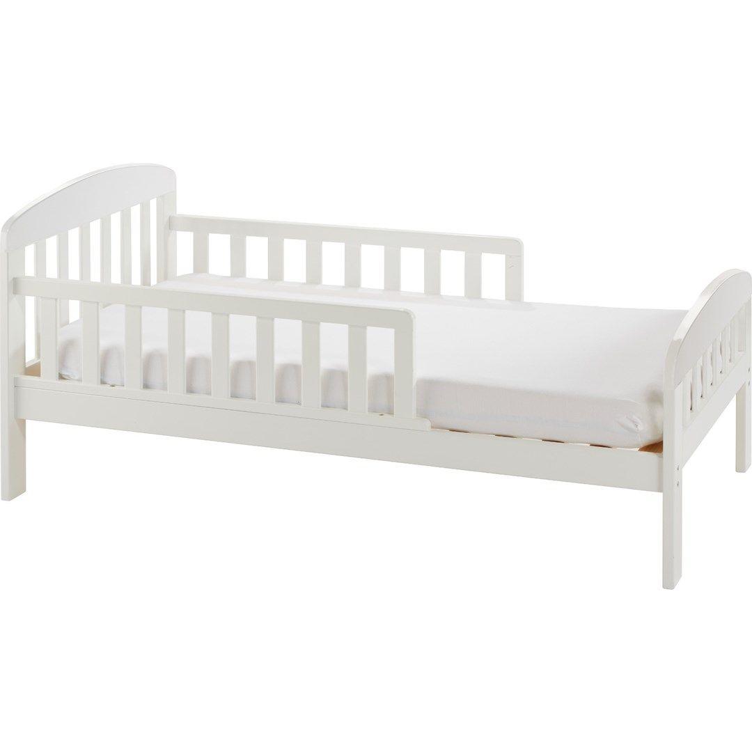 Baby Dan Junior Bed Alfred 70x160 Cm White Babyshop Com