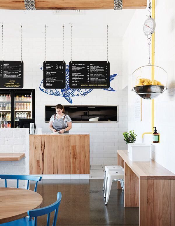 Scandinavian Cafe Interior Cafe Design Restaurant Design