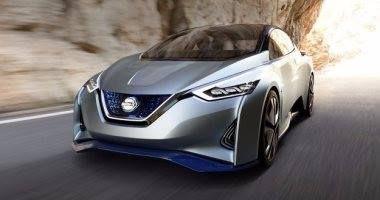 أسعار السيارة نيسان صنى 2017 اليابانية فى مصر Nissan Leaf Nissan Tokyo Motor Show