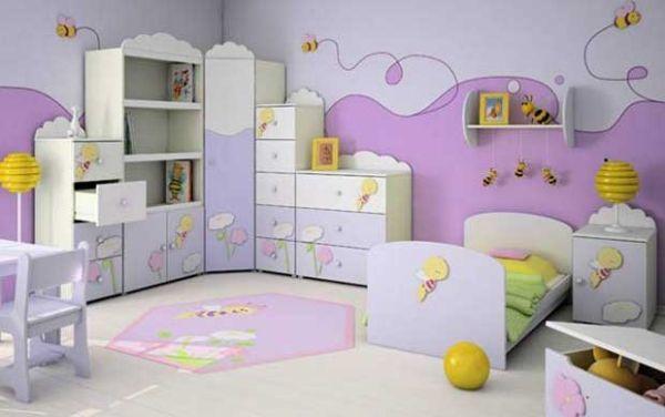 Interessant Ideen Kinderzimmer ~ Kinderzimmer einrichtung mit thema interessante ideen für