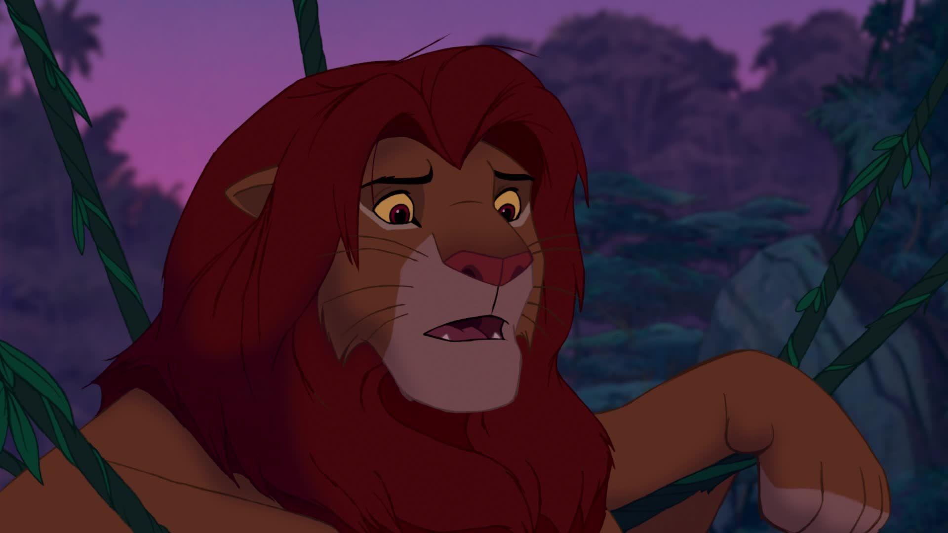the lion king 2simbas pride simba nala kovu kiara love