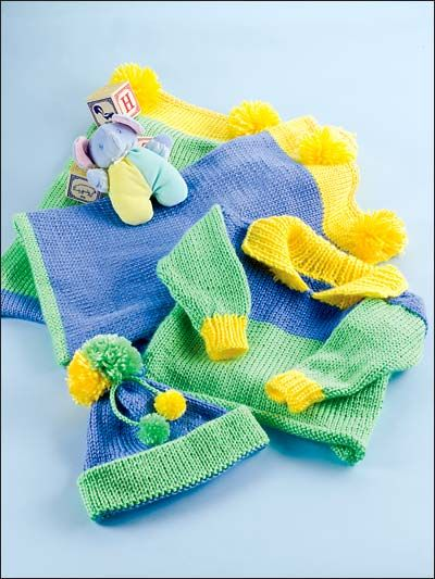 Pin On Knitting For Baby Adorable