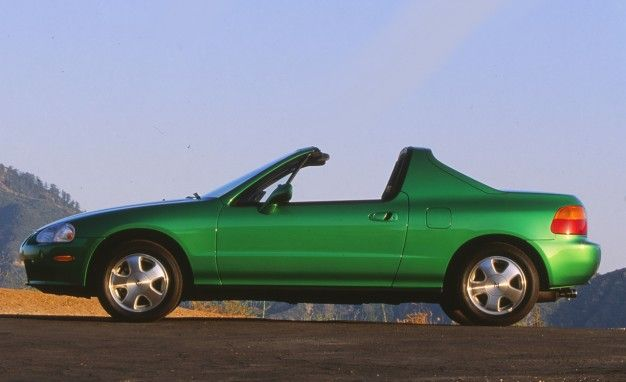 Honda Del Sol Used To Own One Would Love Have Another