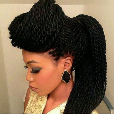 Image result for tight braids