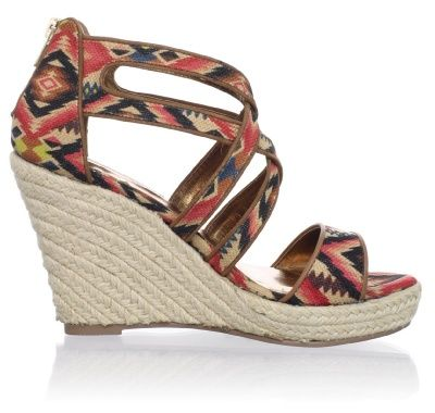 Cynthia Vincent Juno Espadrille