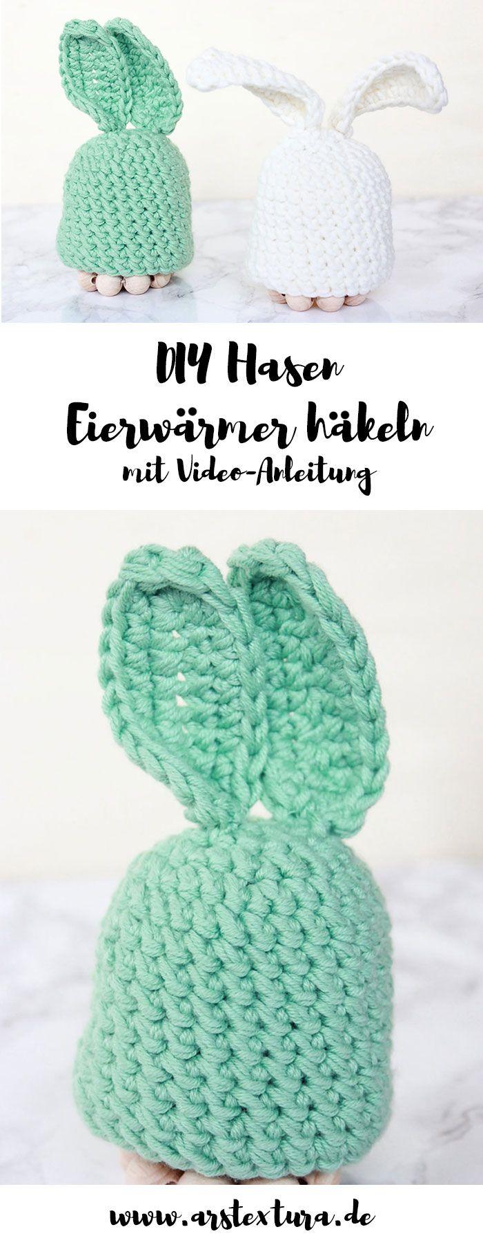 Anleitung Hasen Eierwärmer Häkeln Häkeln Crochet Knitting