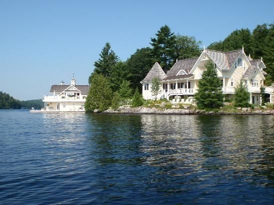 Muskoka! Muskoka cottage, Lake house, Lakefront homes