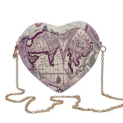 Bh490 2015 new fashion brand design women messenger bags luxury bh490 2015 new fashion brand design women messenger bags luxury female heart shape bags llvely world gumiabroncs Images
