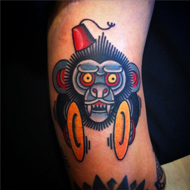 El Bueno On Instagram Berlin I M Doing Walk Ins At Blackfisk Tattoo From Today Till Saturday Call The Monkey Tattoos Tattoos For Guys Traditional Tattoo