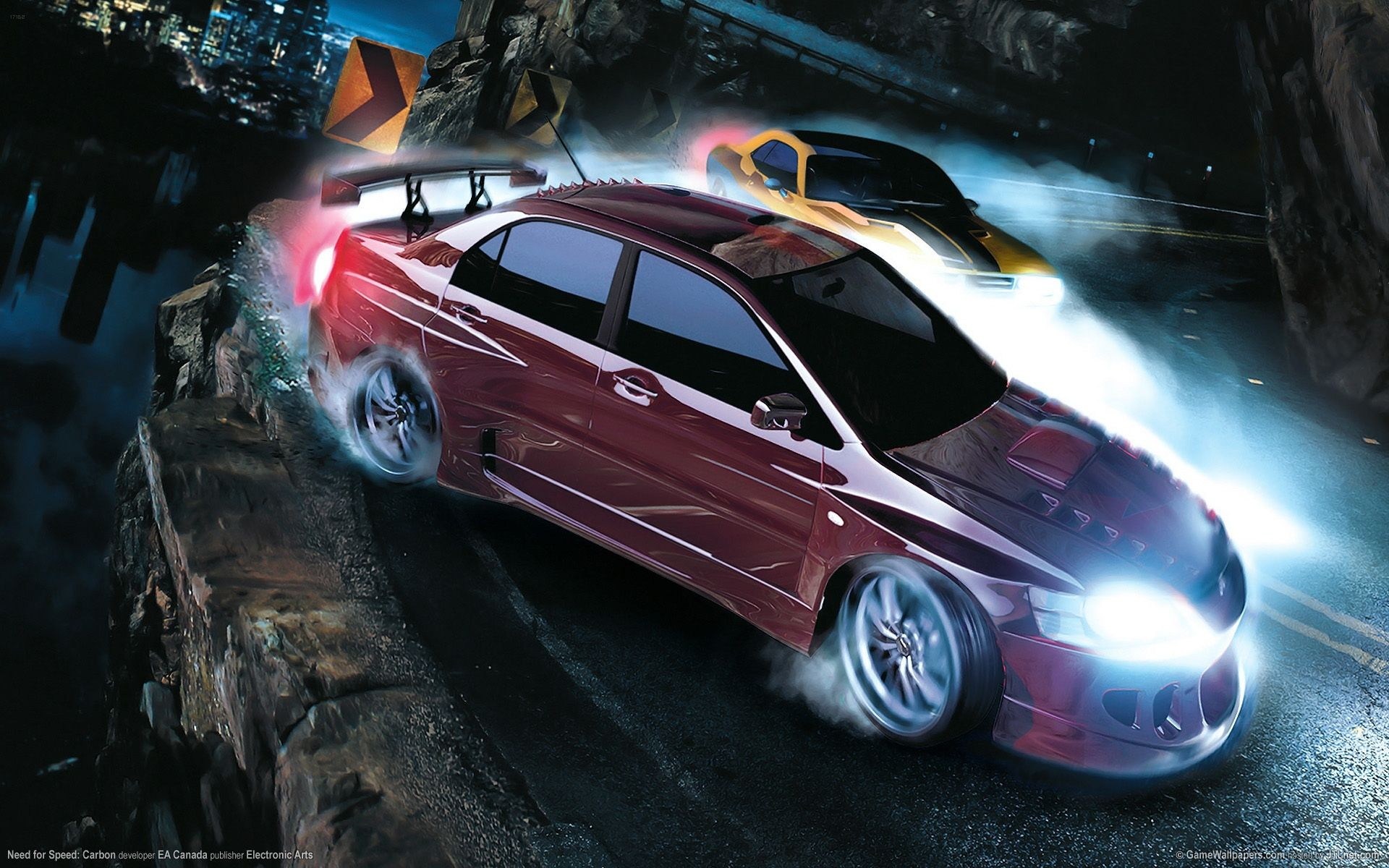 Need For Speed Carbon Pc Need For Speed Carbon Need For Speed