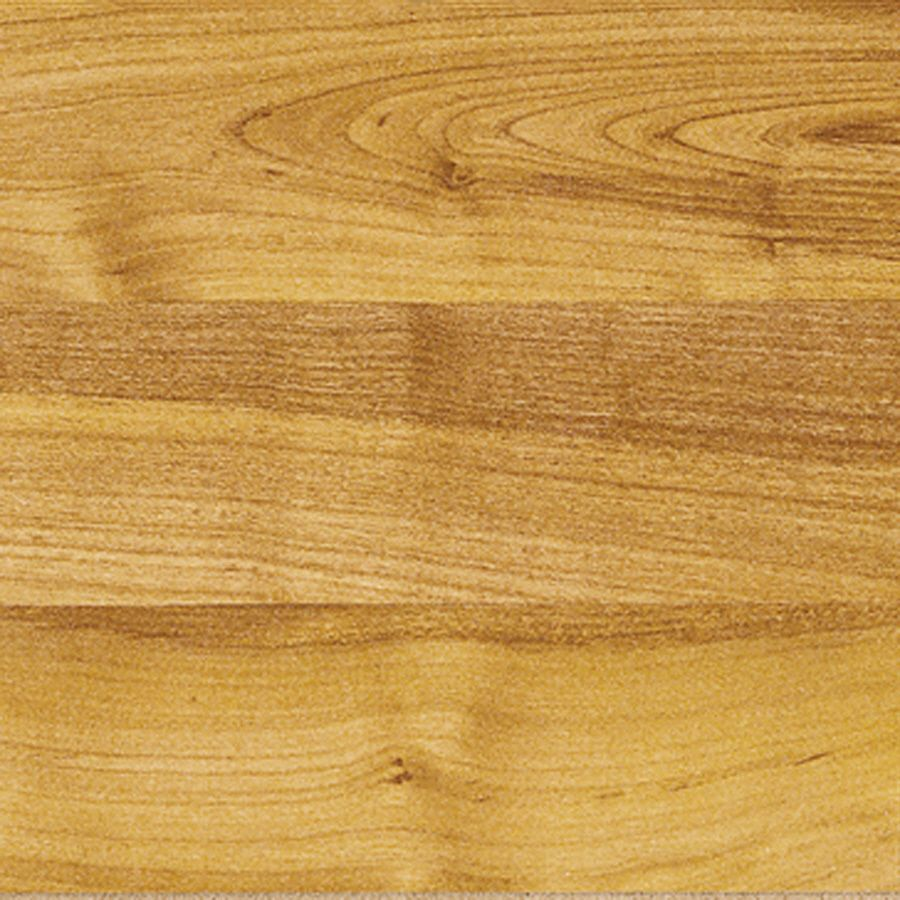 Project Source W X L Williamsburg Cherry Smooth Laminate Wood Planks