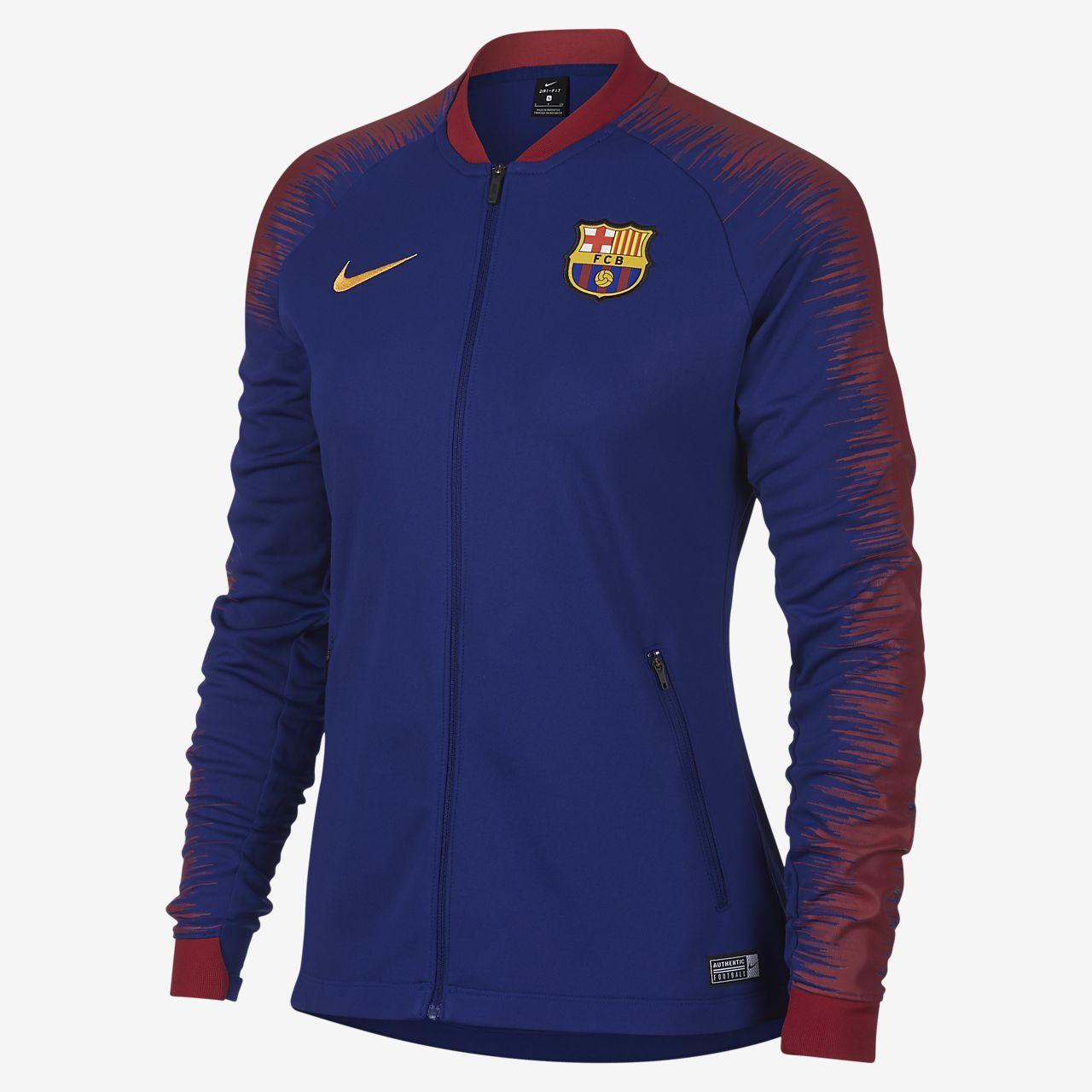 Image result for barcelona anthem jacket home Football Jackets 7bb858227a0