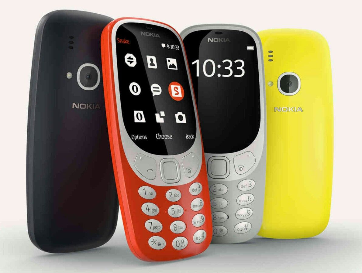 Nokia Unveils All-New Nokia 3310 At MWC 2017 #Android #MWC17 #Google #news