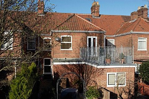 terraced house extension plans - Google Search