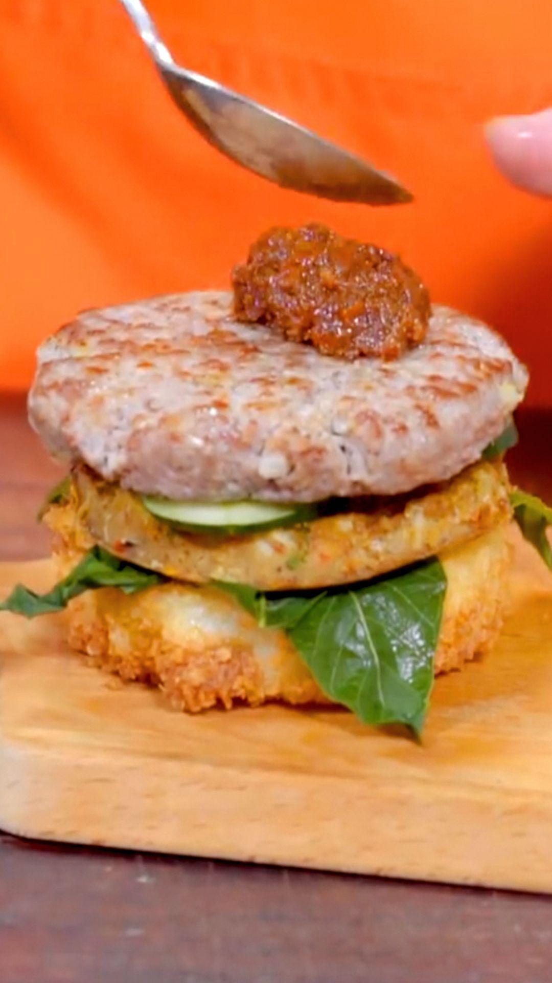 Video Aneka Rendang Anti Mainstream Di 2020 Resep Burger Resep Masakan