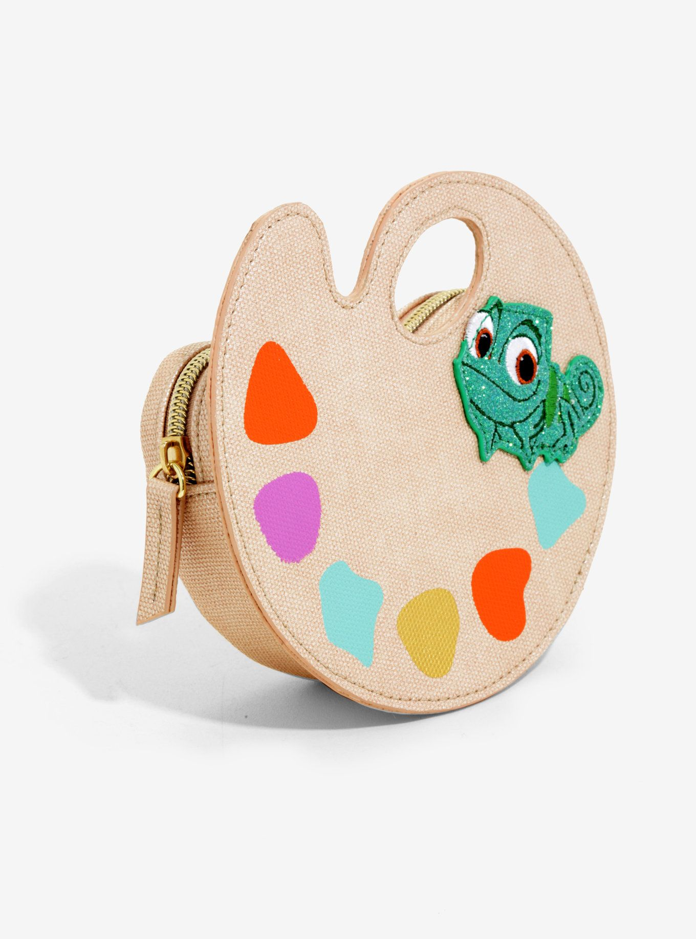 693a98a9cc6 Danielle Nicole Disney Tangled Pascal Makeup Bag