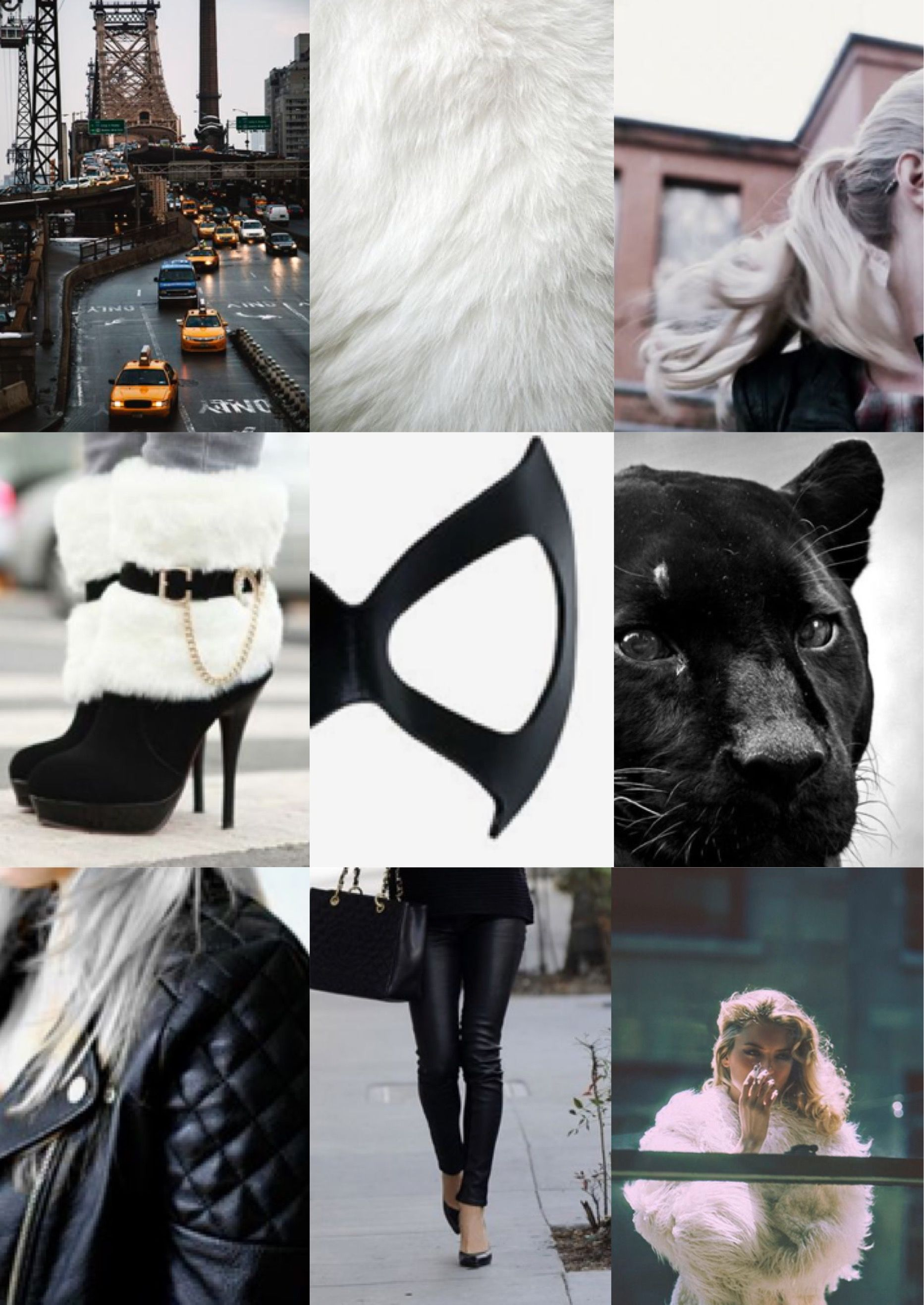 Black Cat Marvel Aesthetic Inspiration Mood Boards Marvel Black