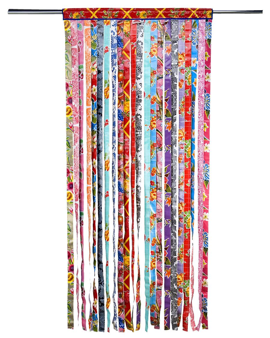 Fly Curtain From Kitsch Kitchen Door Curtains Mexican Doors