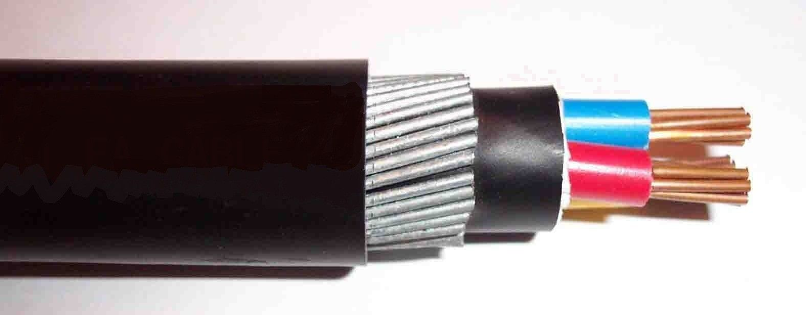 Lt Armoured Cable Cables Copper Sheathing