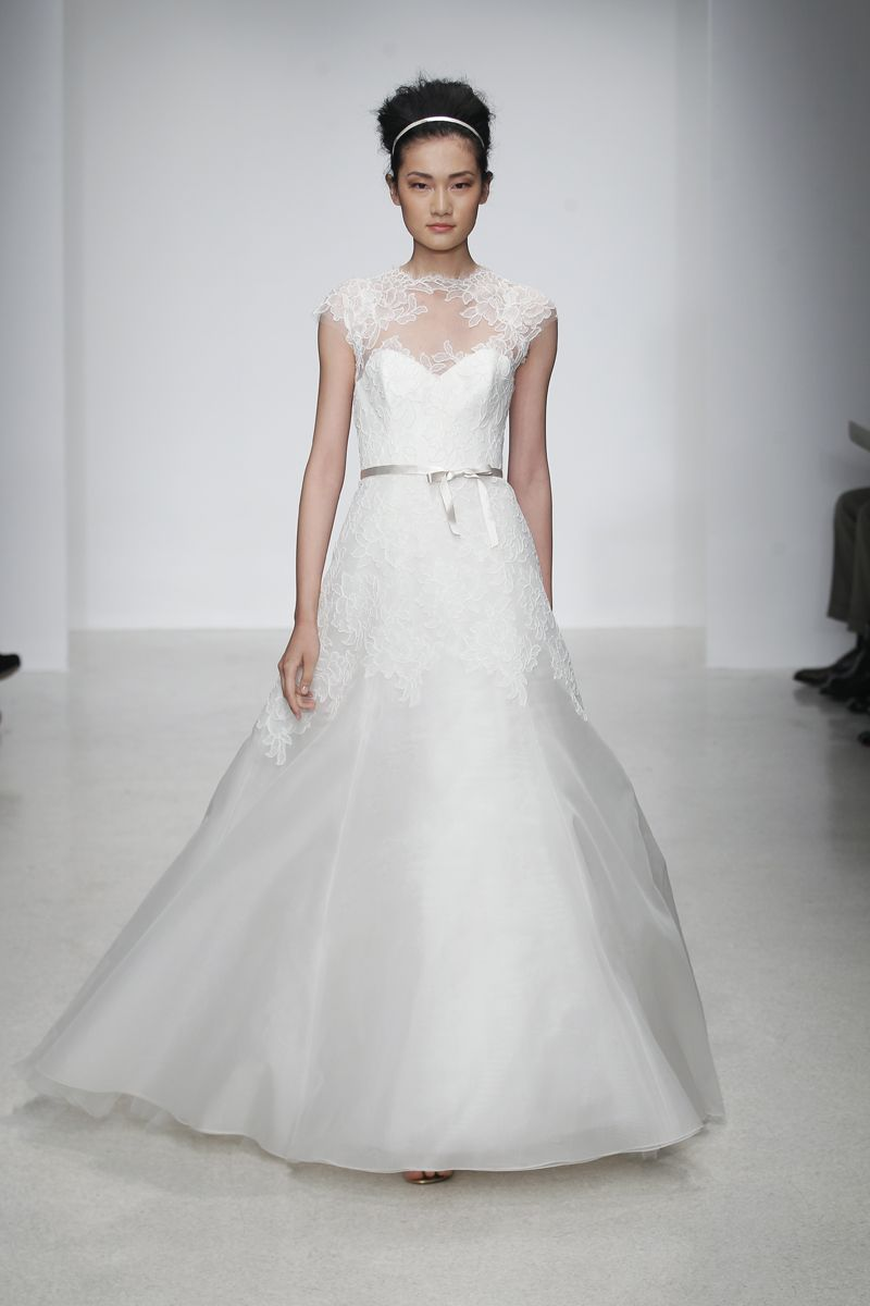 Christos runway show spring wedding dresses and fashion