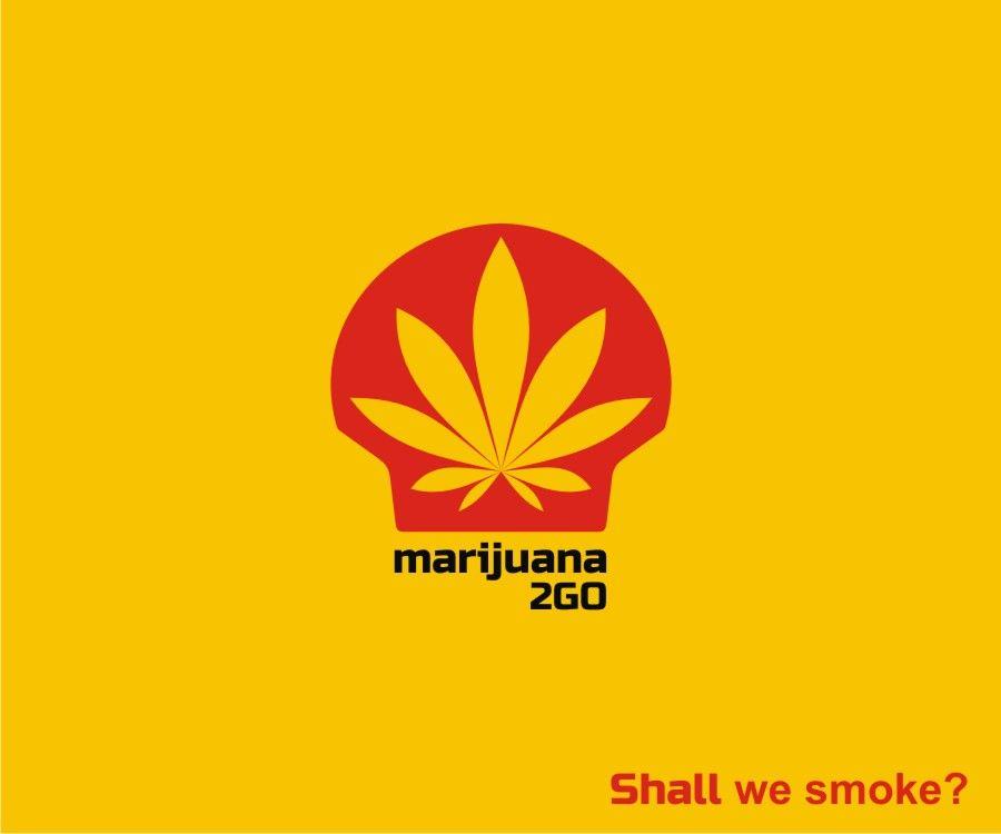 Graphic Design By Denis Leschenko For Marijuana2go Marijuana