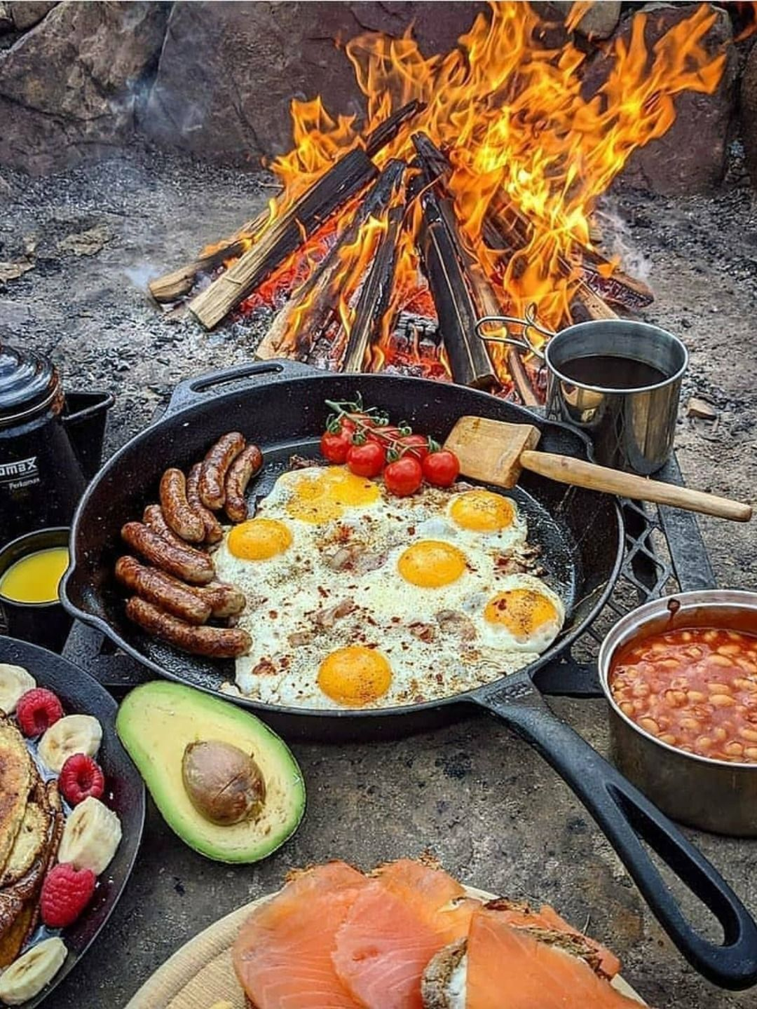 40+ Camping & Backpacking Foods That Don't Need Refrigeration