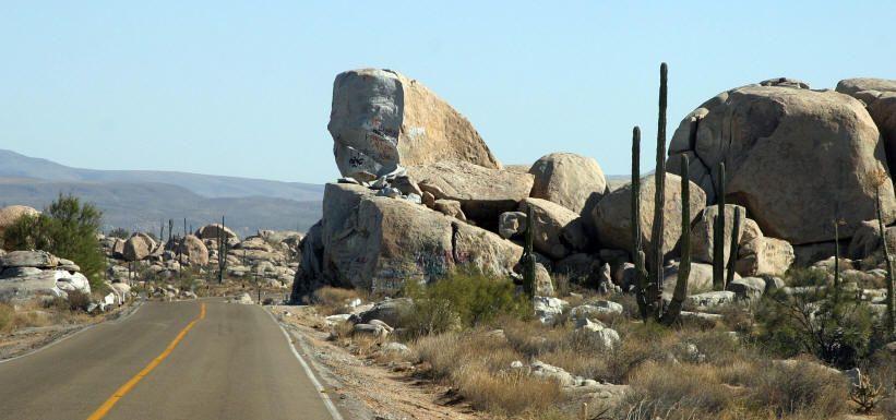 San Quintin - Baja California Norte
