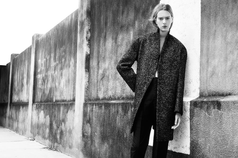 Campaña Dubié FW14 by Luciana Val & Franco Musso Model: Carla Gebhart - Civiles Management