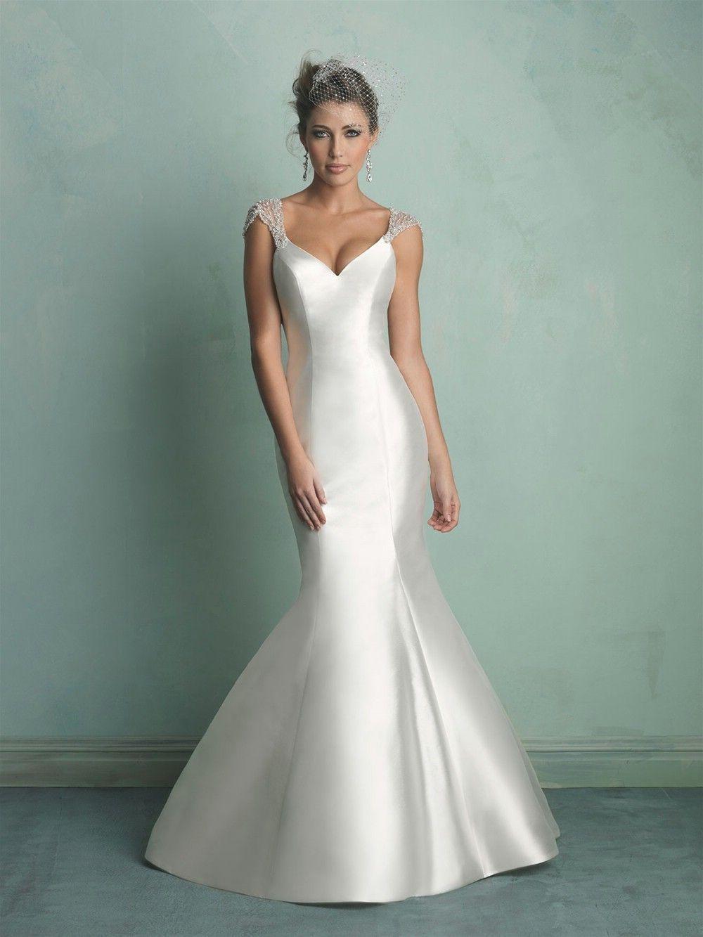 Allure Wedding Dresses - Style 9158 [9158] : Wedding Dresses ...