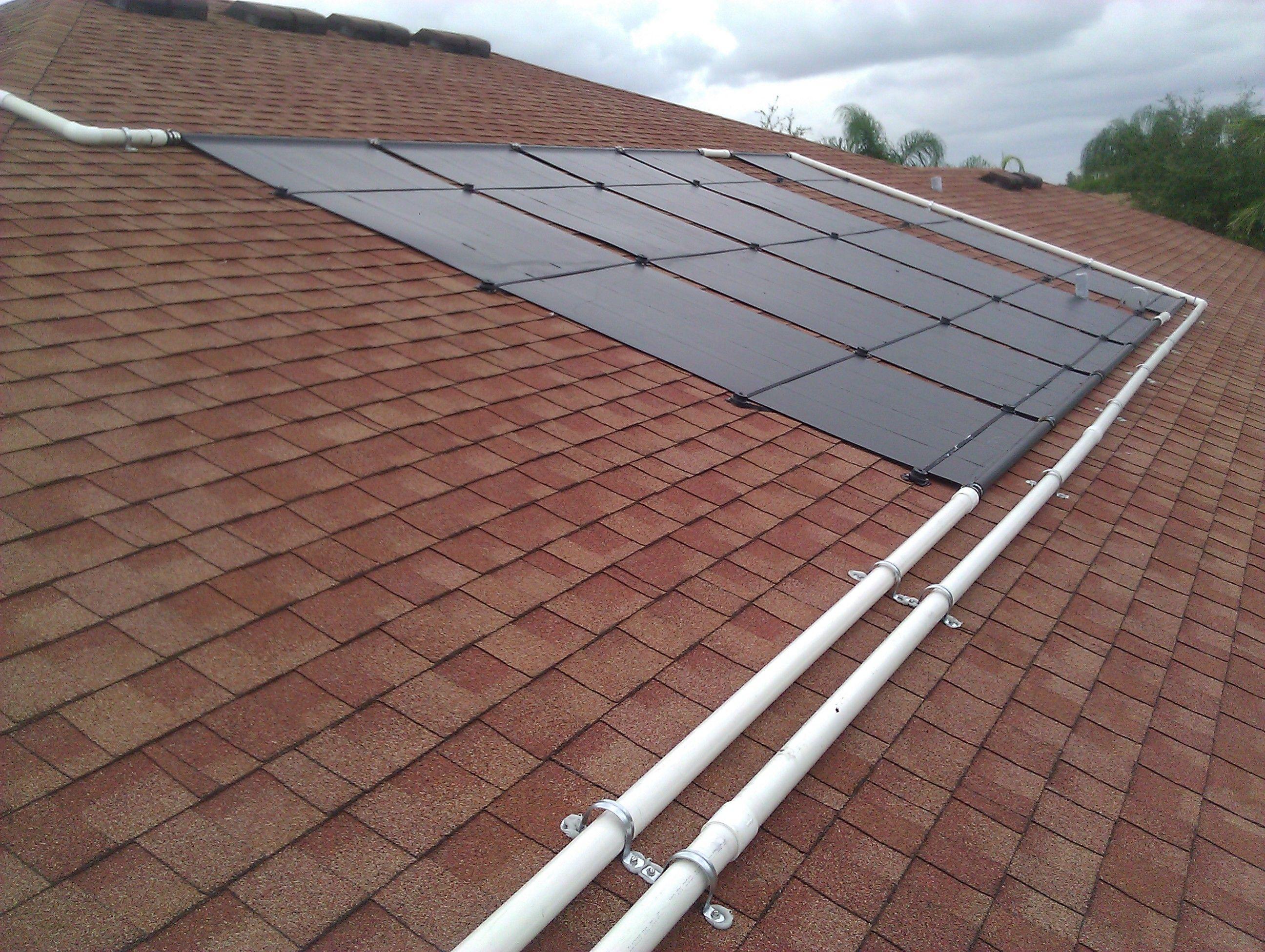 Vortex Solar Pool Heater Www Diysolarpoolheaterkits Com Solar Pool Heating Pool Heaters Solar Pool Heater